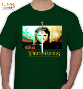 lord of ring - T-Shirt