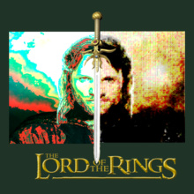 Lord of the Rings lord-of-ring T-Shirt