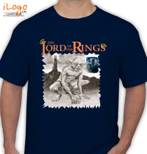 Lord of the Rings gollum- T-Shirt