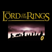 Lord of the Rings all-lord-of-rings T-Shirt