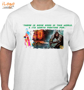 character lord of rings - T-Shirt
