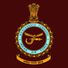 Indian Air Force Maintenance-Command-Polo T-Shirt