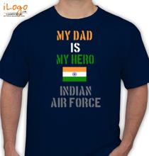 My-Dad-is-My-Hero T-Shirt