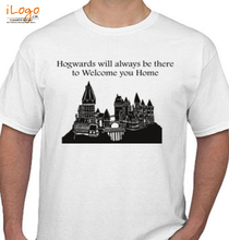 Harry Potter Hogwards T-Shirt