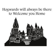 Harry Potter Hogwards T-Shirt
