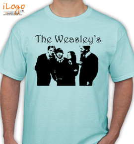 The Weasley%s - T-Shirt
