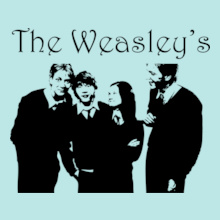 Harry Potter The-Weasley%s T-Shirt