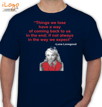 Harry Potter Luna-Lovegood T-Shirt