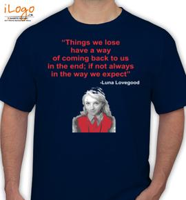 Luna Lovegood - T-Shirt