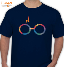 Harry Potter Harry-Potter-Specs T-Shirt