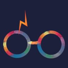 Harry Potter Harry-Potter-Specs T-Shirt