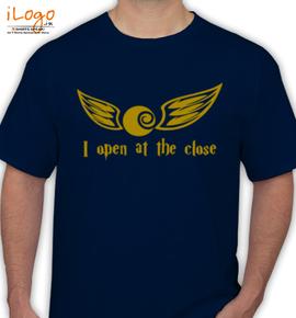 Golden Snitch - T-Shirt