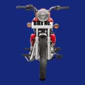 Red-Royal-Enfield-Personalised