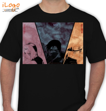 Sai Naruto Sai-kun-sai--- T-Shirt