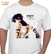 Sasuke Uchiha sasuke-uchiha T-Shirt