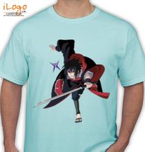 Sasuke Uchiha sasuke-uchiha-by-rokkx-dcw T-Shirt