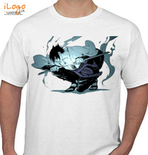 Sasuke Uchiha sasuke-uchiha-by-naruto-dxpoe-copy T-Shirt