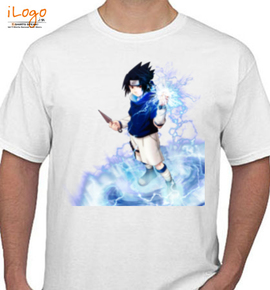 sasuke-anime-naruto - T-Shirt