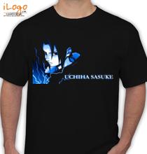 Sasuke Uchiha Sasuke-Uchiha-hyuga T-Shirt
