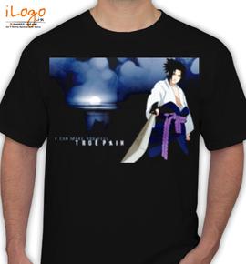 Sasuke-Uchiha-uchiha-sasuke - T-Shirt