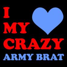 I-love-my-army T-Shirt