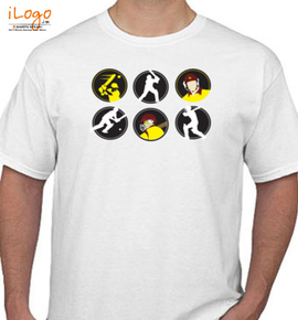 live cricket - T-Shirt