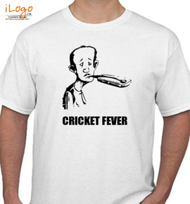 cricket fever - T-Shirt