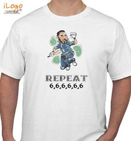 SIXES T - T-Shirt