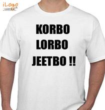IPL Korbo-lorbo T-Shirt