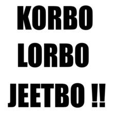 Korbo-lorbo T-Shirt