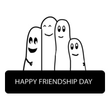 Friendship Day family-friends T-Shirt