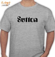 sutton.. T-Shirt