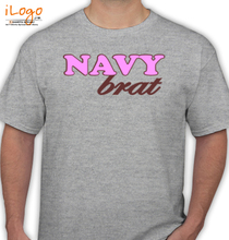 Naval Brat NAVY-BRAT T-Shirt