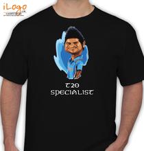 T20 World Cup Raina-t T-Shirt