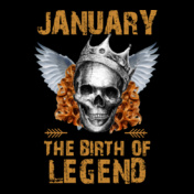 Legends-are-born-in-January.