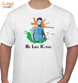 Be like Kohli - T-Shirt