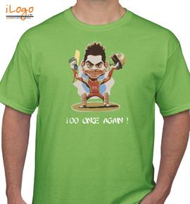 KOHLI- - T-Shirt