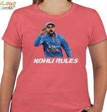 Virat Kohli KOHLI-RULES T-Shirt