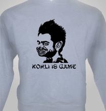 Virat Kohli Kohli-is-game T-Shirt