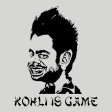 Virat Kohli Kohli-is-game T-Shirt