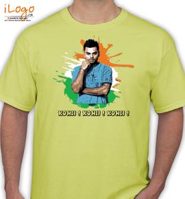KOHLI-%-KOHLI-% - T-Shirt