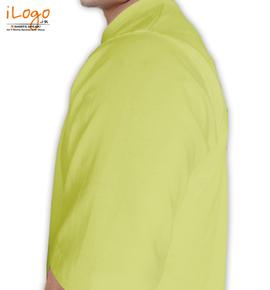 Super-sharma-yellow Left sleeve