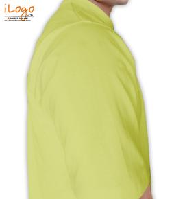 Super-sharma-yellow Right Sleeve