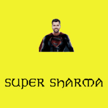 Super-sharma-yellow T-Shirt