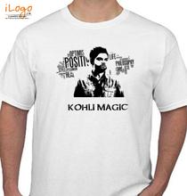 Virat Kohli KOHLI-Magic T-Shirt