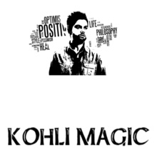 Virat Kohli KOHLI-Magic T-Shirt