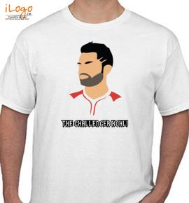 CHALLENGER-KOHLI - T-Shirt