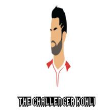 Virat Kohli CHALLENGER-KOHLI T-Shirt