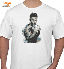 Kohli boxing personalized men 39 s t shirt at best price for Custom boxing t shirts