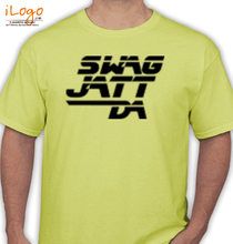 Punjab swag-jatt-da T-Shirt
